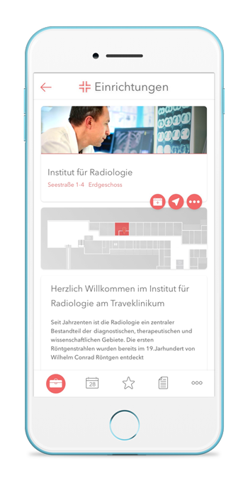 Catchupmed: Klinikumsapp | Catchup Applications