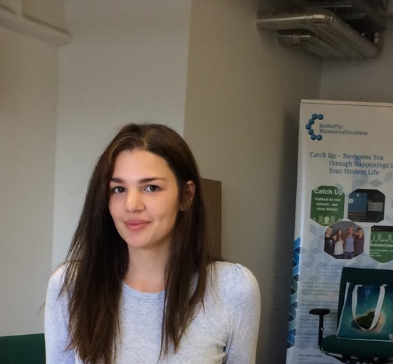 App für UK Bonn - Ansprechpartner